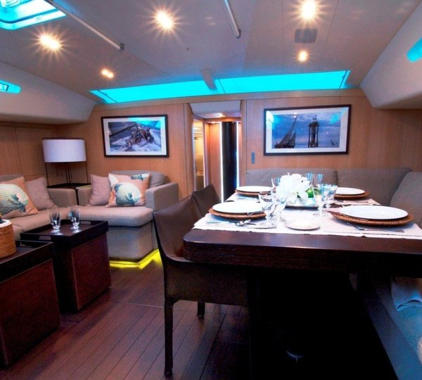 ALIX Yacht Charter Details Swan 90S CHARTERWORLD Luxury